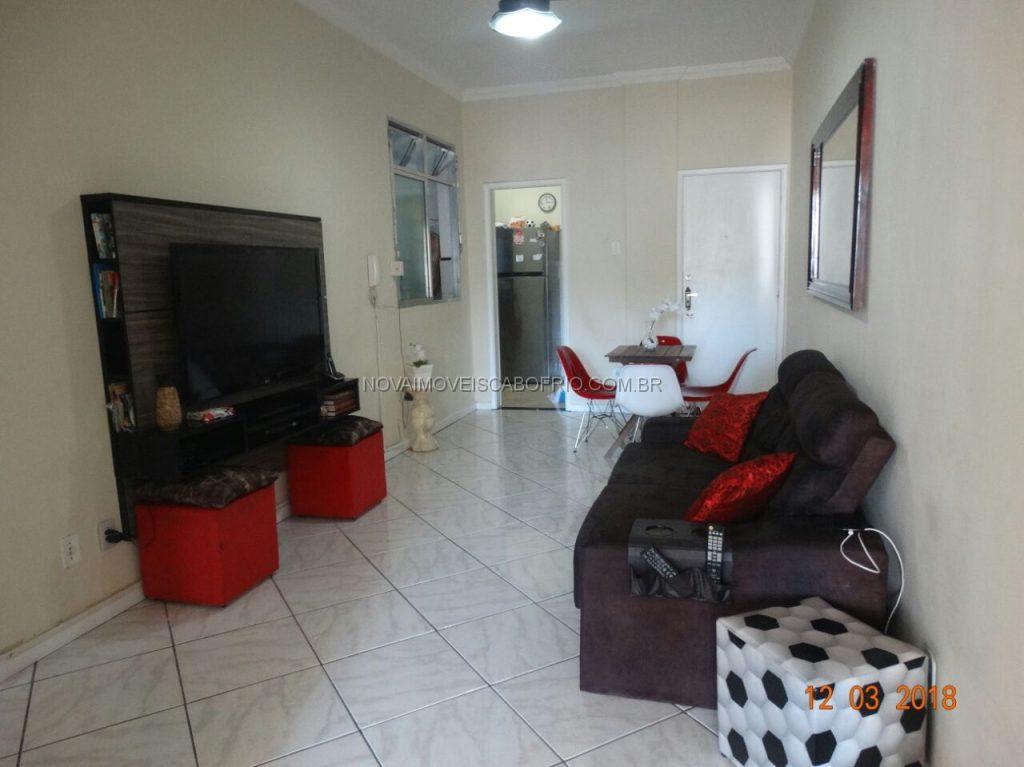 APV  036 – Apartamento 02 quartos – Centro – Cabo Frio – RJ.