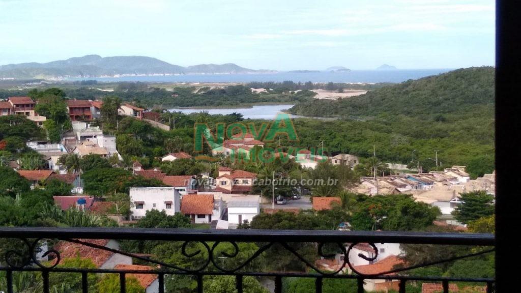 CAV 071 –  Casa à Venda Com Vista Ao Mar Em Condomínio Fechado.